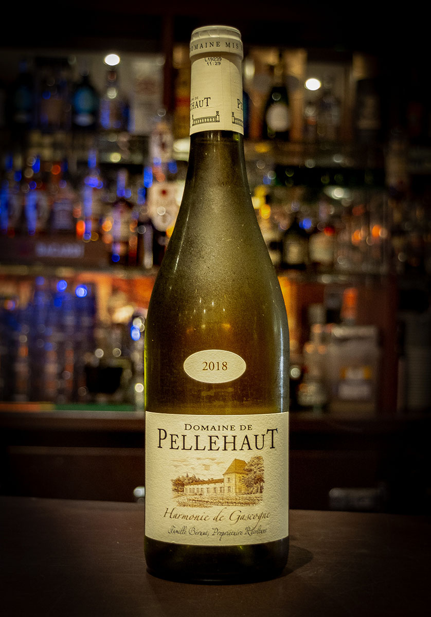 You are currently viewing Vin Blanc sec Pellehaut
