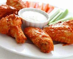 aa-BOX Wing's de poulet
